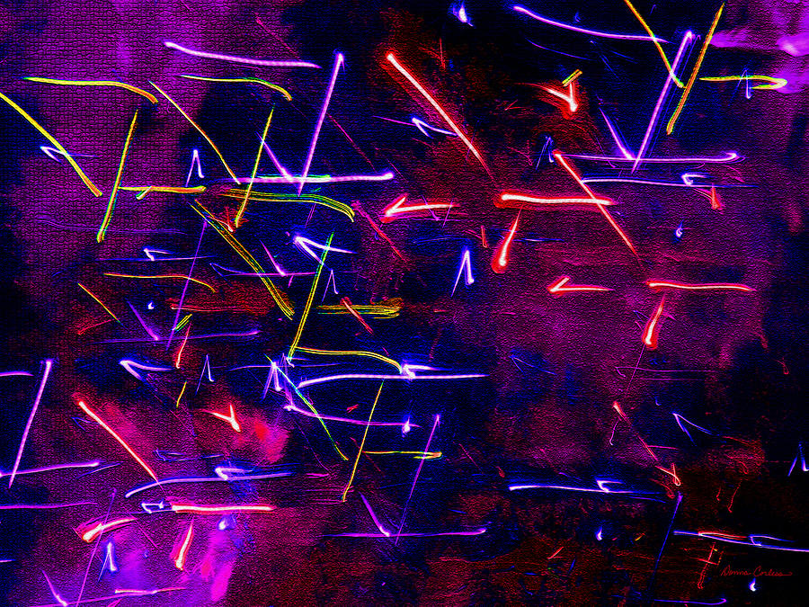 Mystic Lights 8 Digital Art