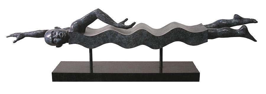Nageur Sculpture