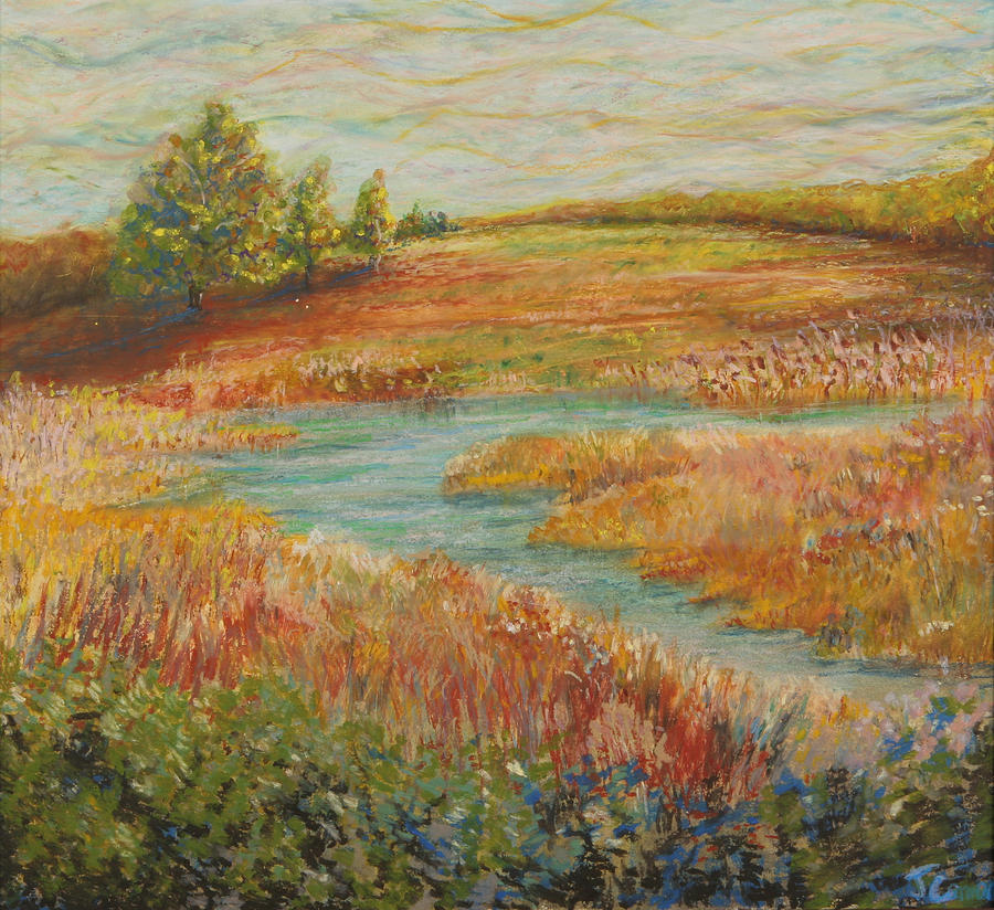 Landscape Painting - Natural Beauty by John Carman