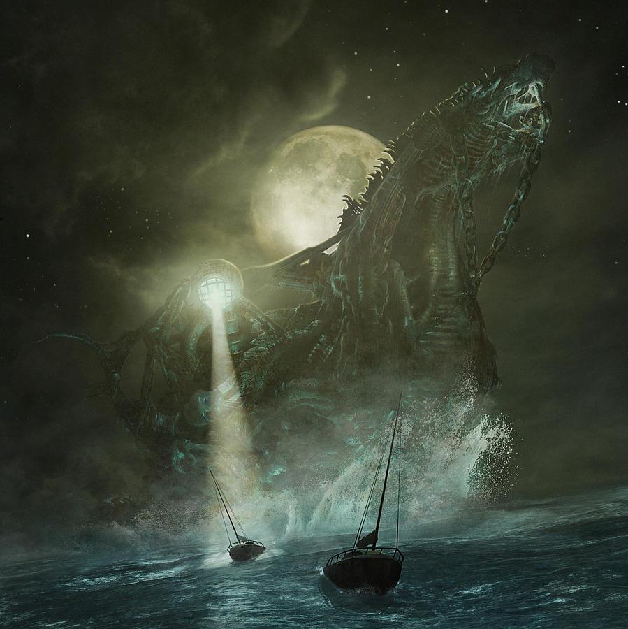 Nautilus Digital Art