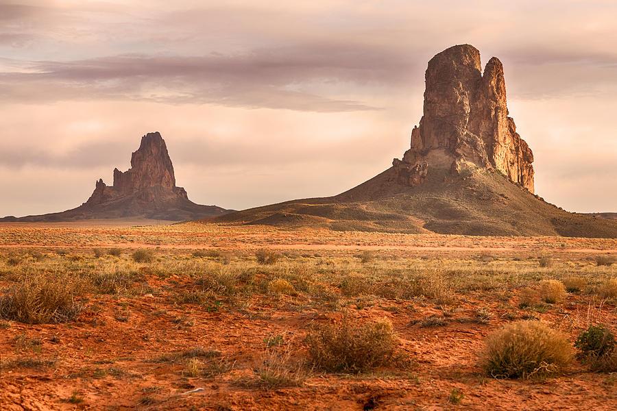 Navajo Nation Kayenta Monuments Photograph