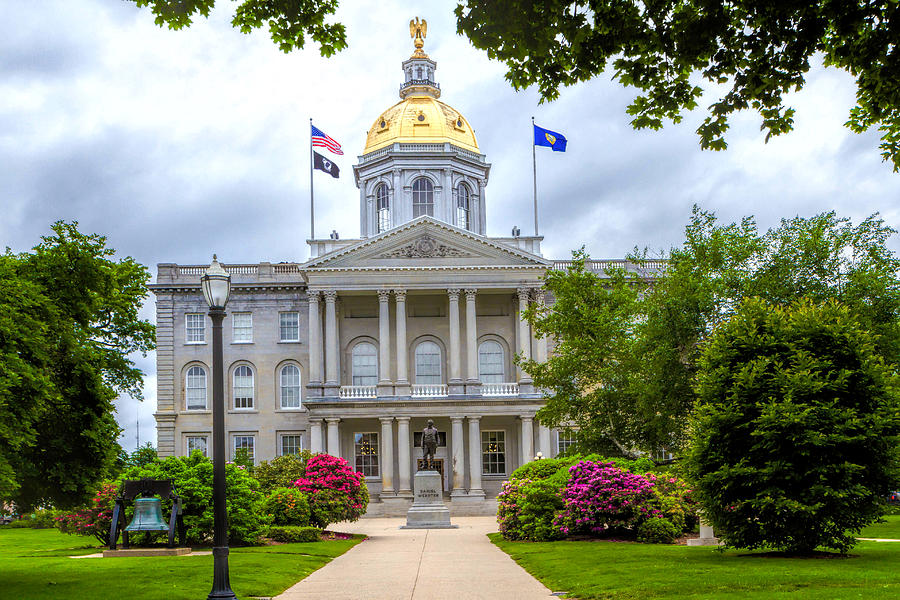 Tour New Hampshire State House
