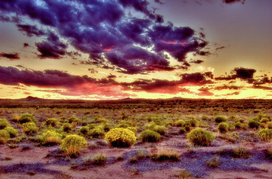 Image gallery new mexico landscape paintings for Large prints for sale