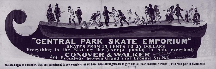 New York City, Illustration Advertising Photograph