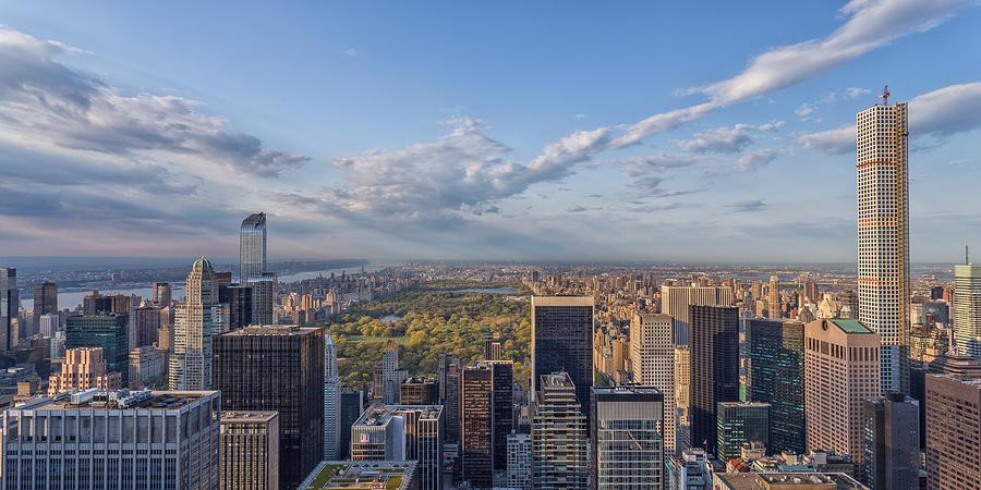 new york skyline view - photo #24