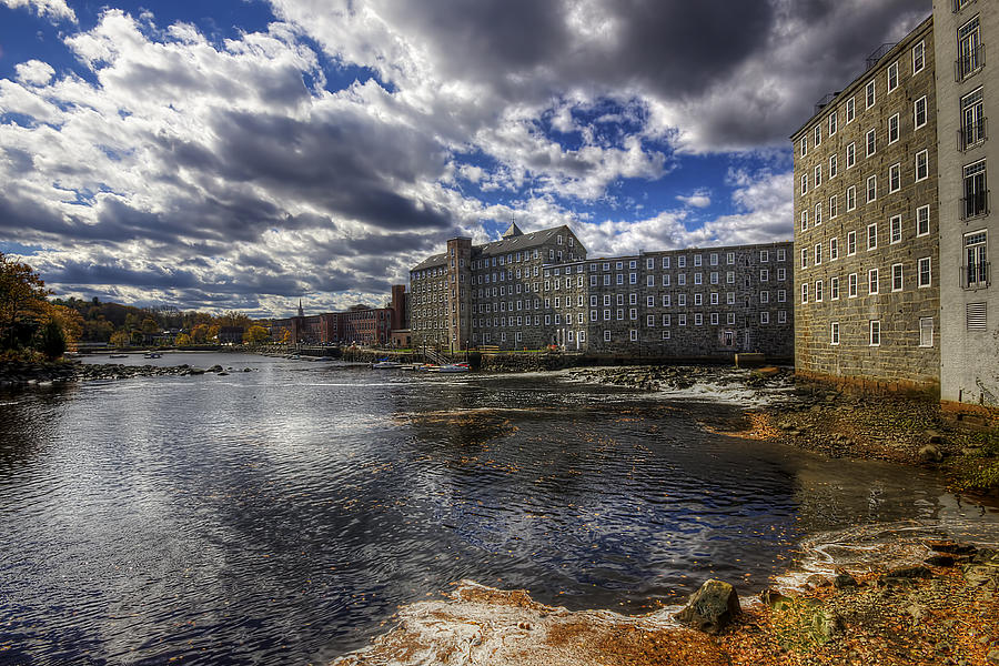 Newmarket Photograph - Newmarket Nh by Eric Gendron