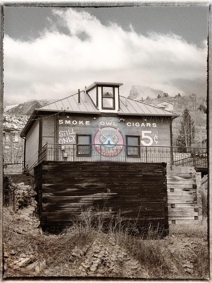 Colorado Photograph - Nickel Cigars by Julie Palencia