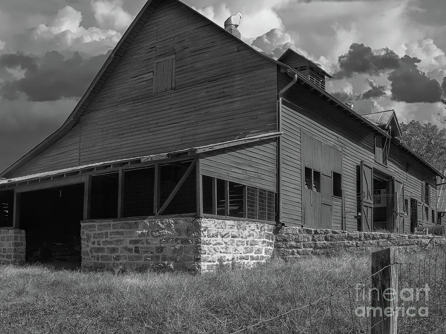 North Carolina Farm Photograph