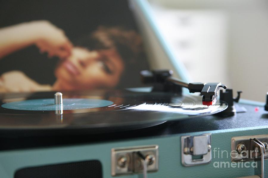 Nostalgia ...vinyl Revival Photograph