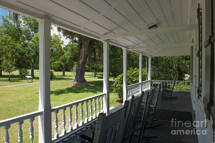Nps Front Porch Photograph