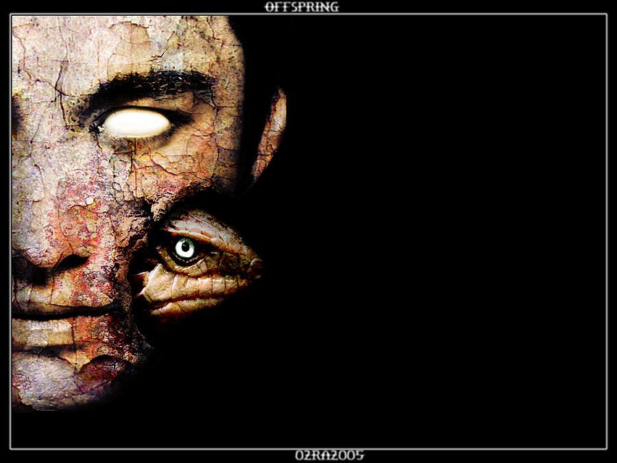 Offspring Digital Art - Offspring by Robert  Adelman