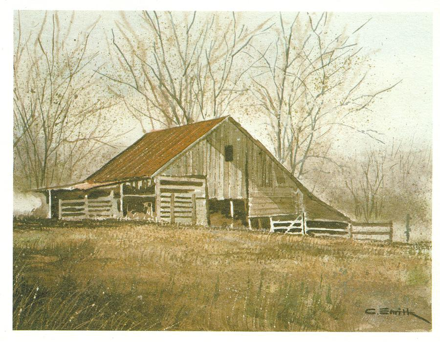 Old Barn Paintings For Sale