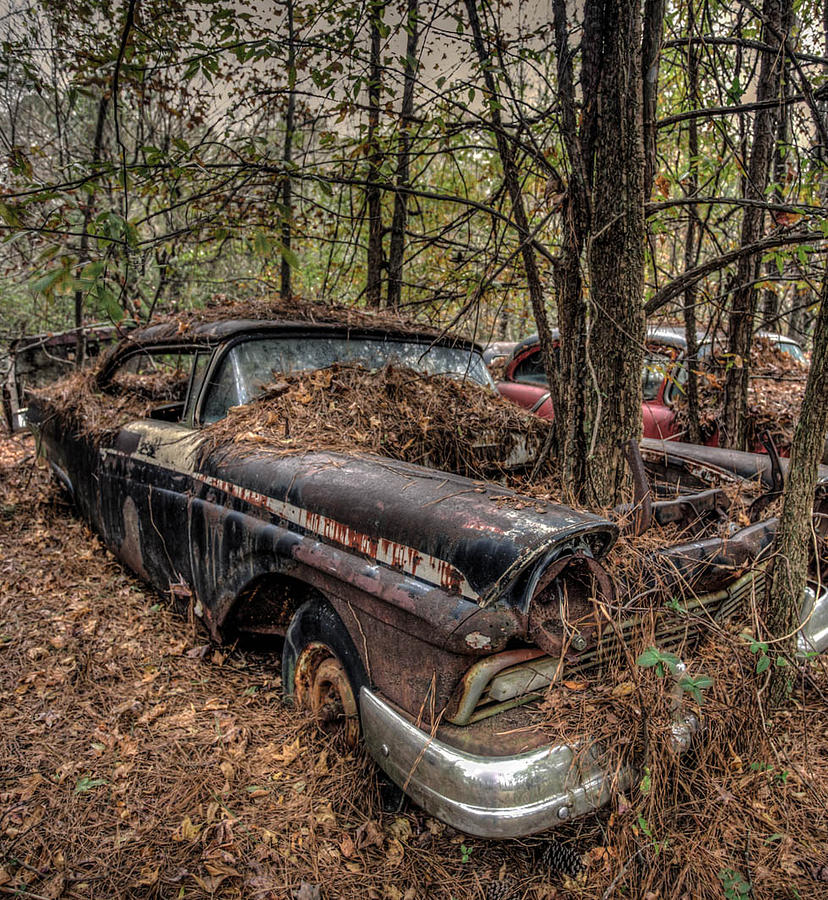 Old Junk Yards And Barns Fine Html Autos Post