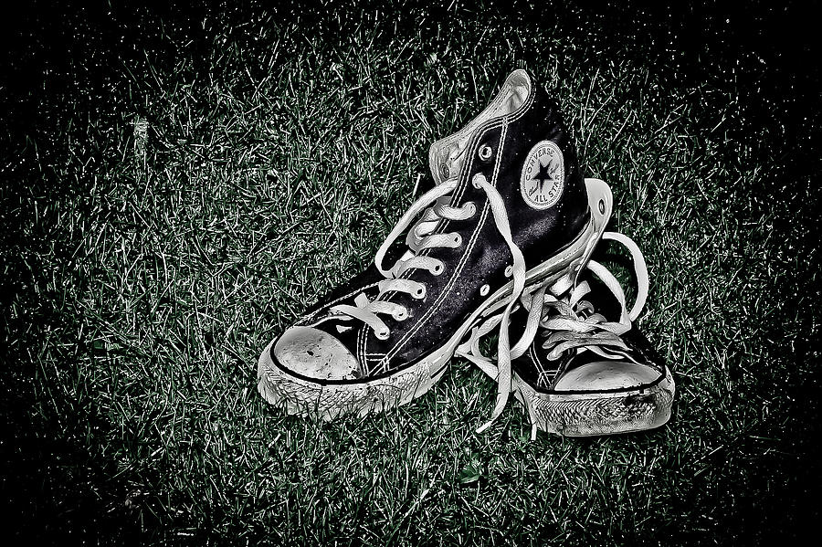 Old Converse Photograph