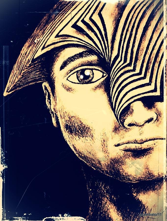 Old Precepts Digital Art - Old Precepts by Paulo Zerbato