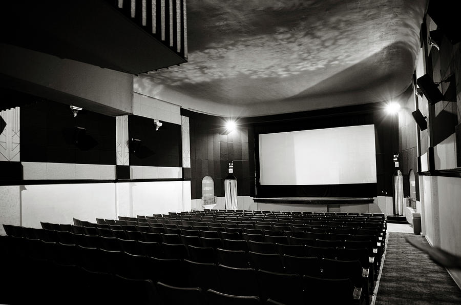 Old Theatre 3 Photograph