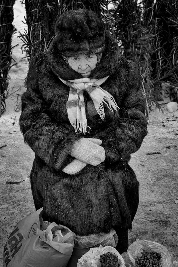 Old Women In Fur 57