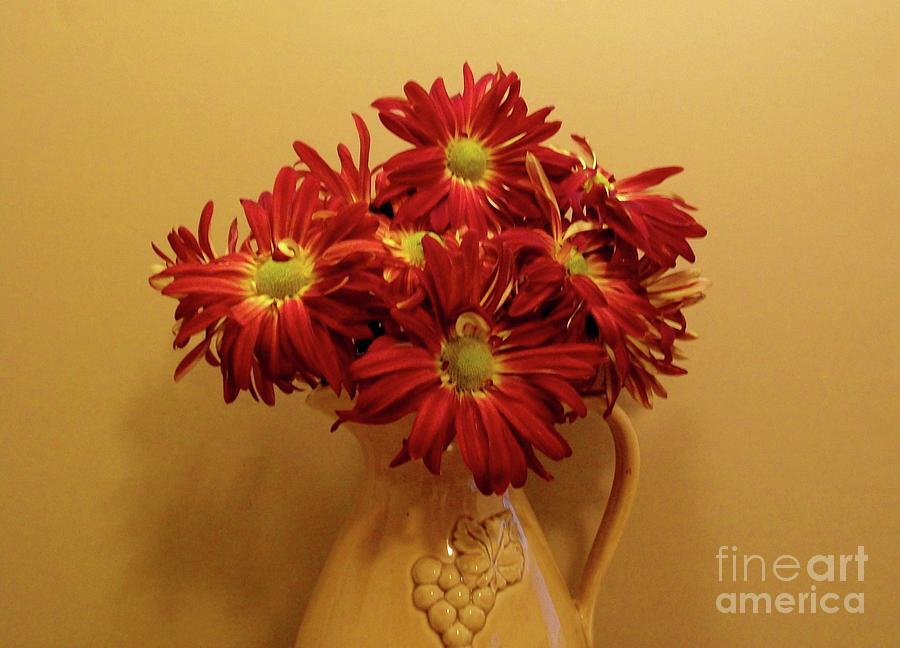 Photo Photograph - Old World Bouquet by Marsha Heiken