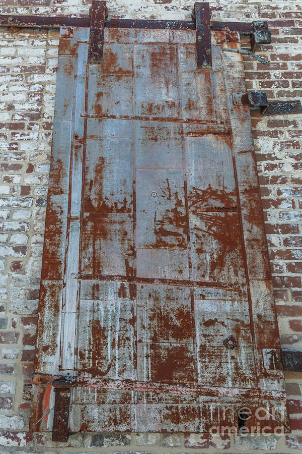 Old World Door Photograph By Dale Powell