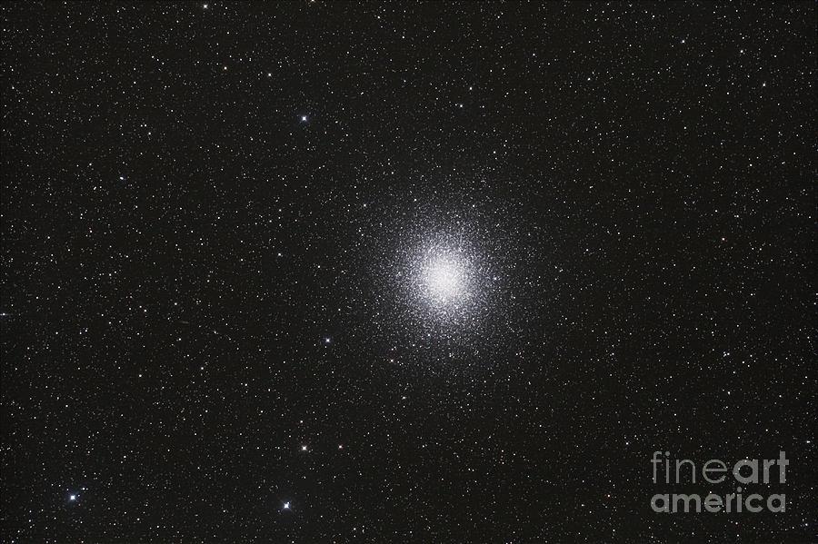 Globular Clusters Photograph - Omega Centauri Globular Star Cluster by Philip Hart
