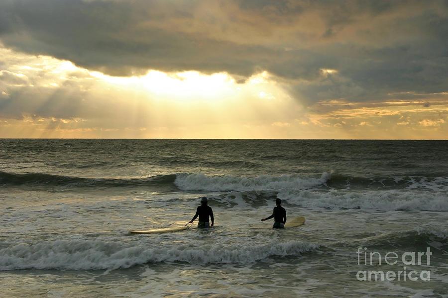 One Last Wave Photograph
