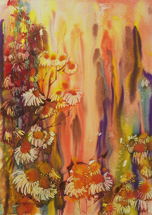 Orange Crush Painting