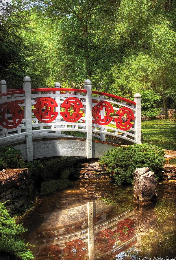 Orient - Bridge - Tranquility Photograph