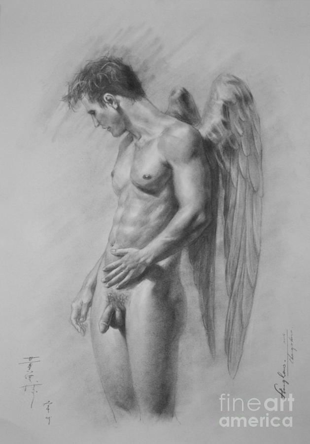 angel artistic nude