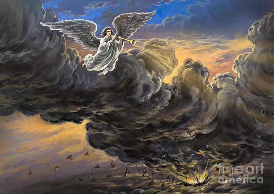 Angel trumpet revelation