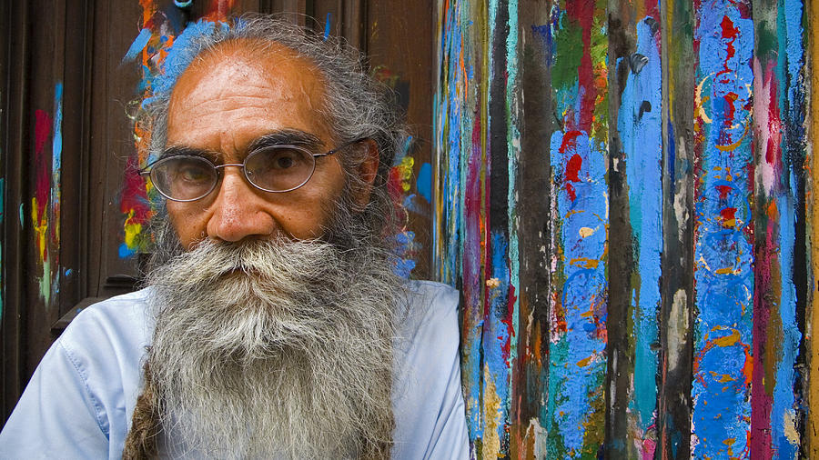 Architecture Photograph - Orizaba Painter by Skip Hunt