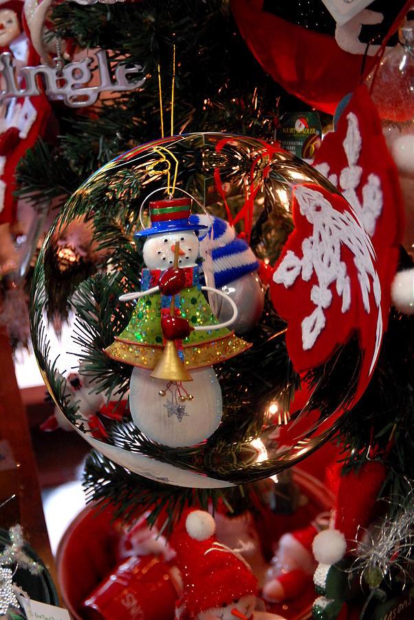 Christmas Photograph - Ornament 1 by Joyce StJames
