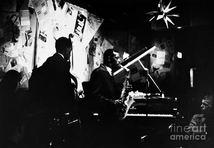 1959 Photograph - Ornette Coleman (1930-) by Granger