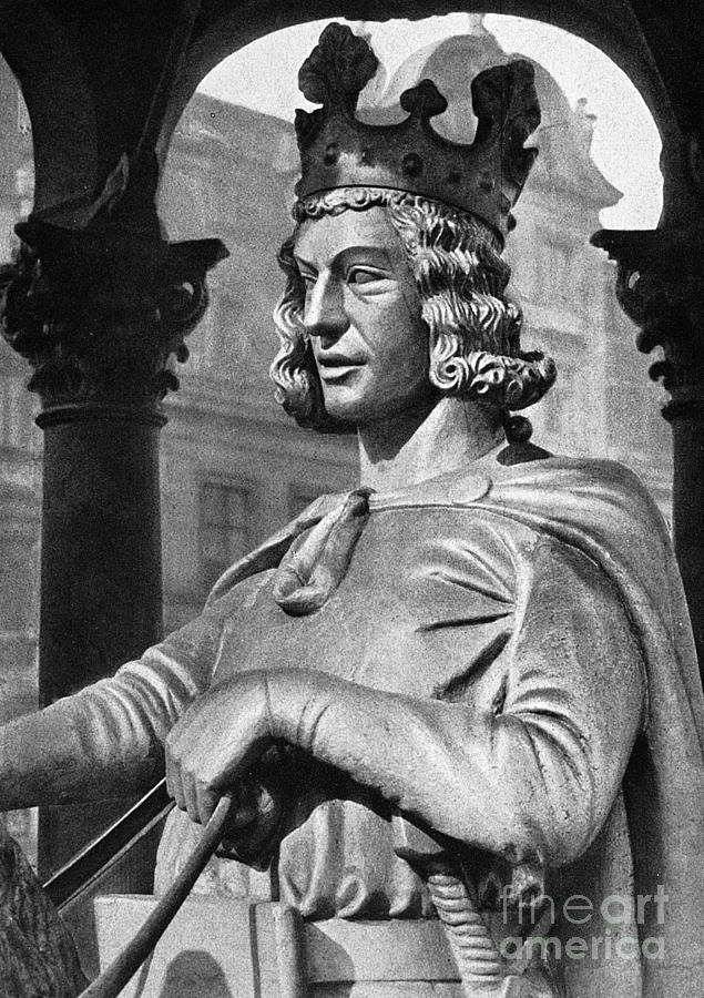 10th Century Photograph - Otto I (912-973) by Granger