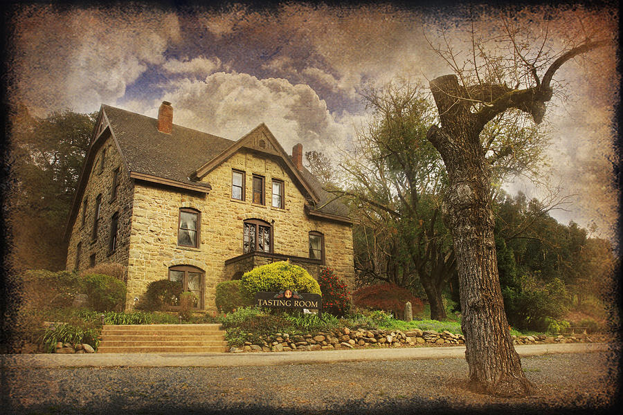 Buildings Photograph - Our Fairytale by Laurie Search