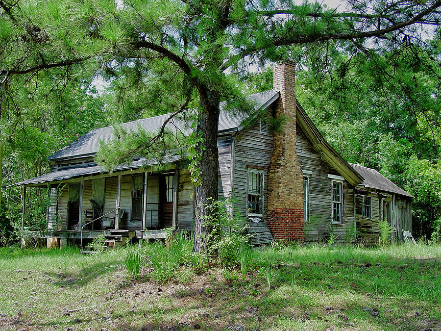 Ozark Alabama Homestead Photograph By Frank Feliciano