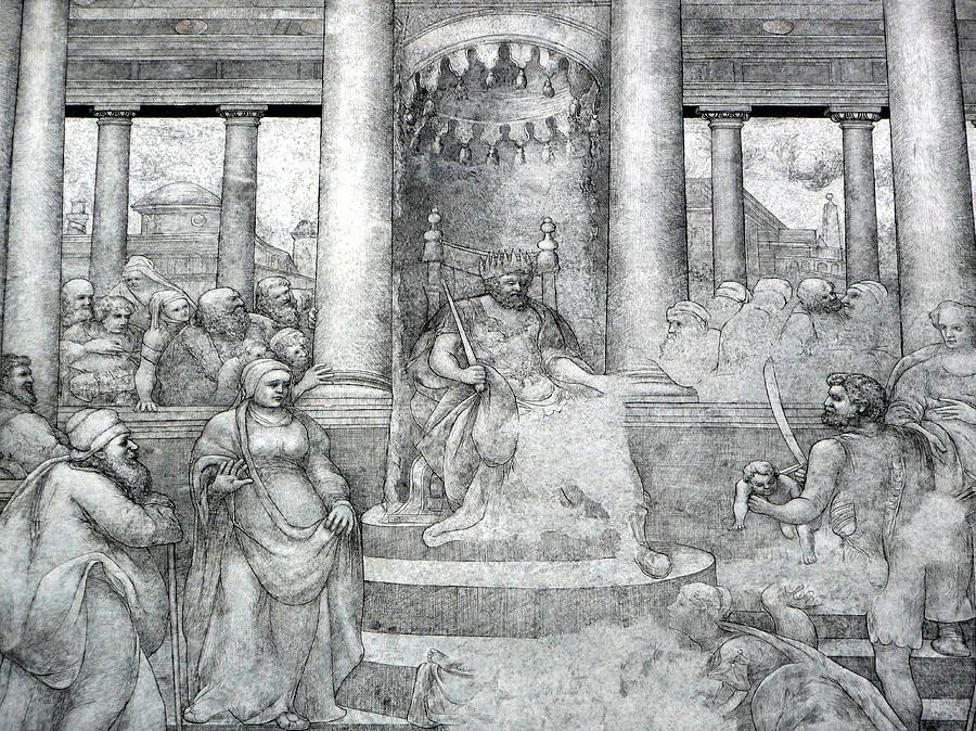 Palace Mural Photograph