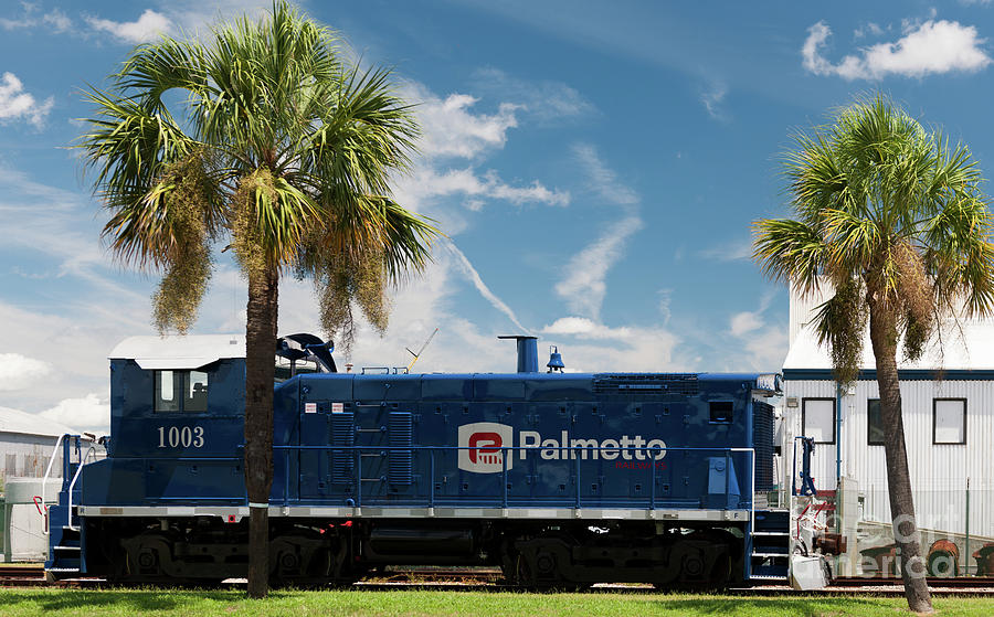 Palmetto Railways Photograph