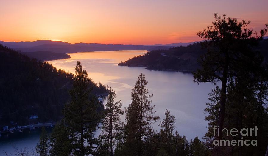 Idaho Photograph - Paradise View by Idaho Scenic Images Linda Lantzy
