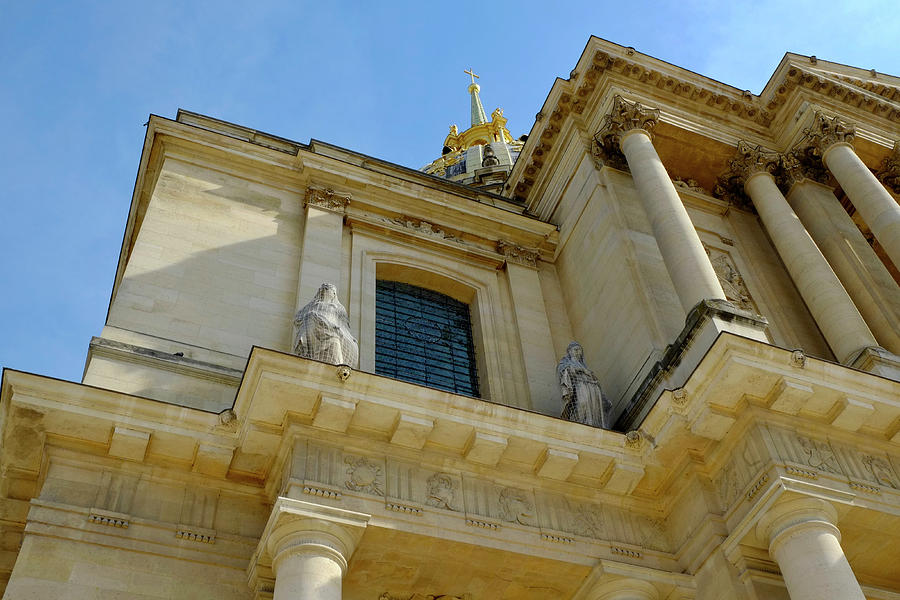 Paris Royal Chapel Photograph
