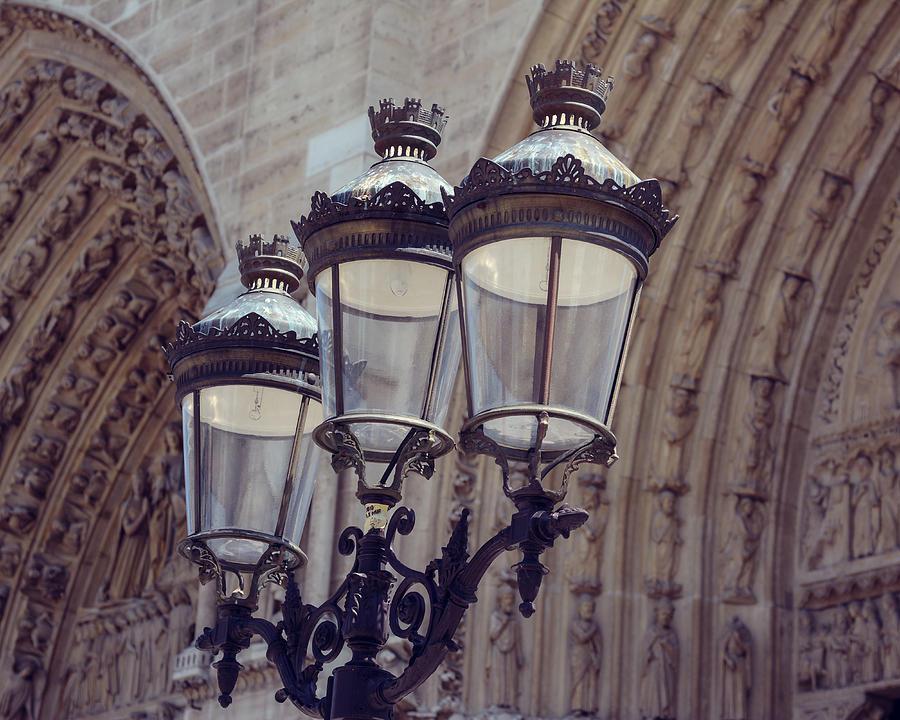 paris lighting street - photo #19