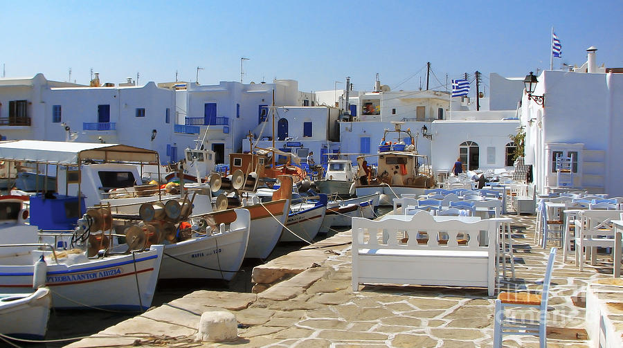 Greece Photograph - Paros by Christo Christov