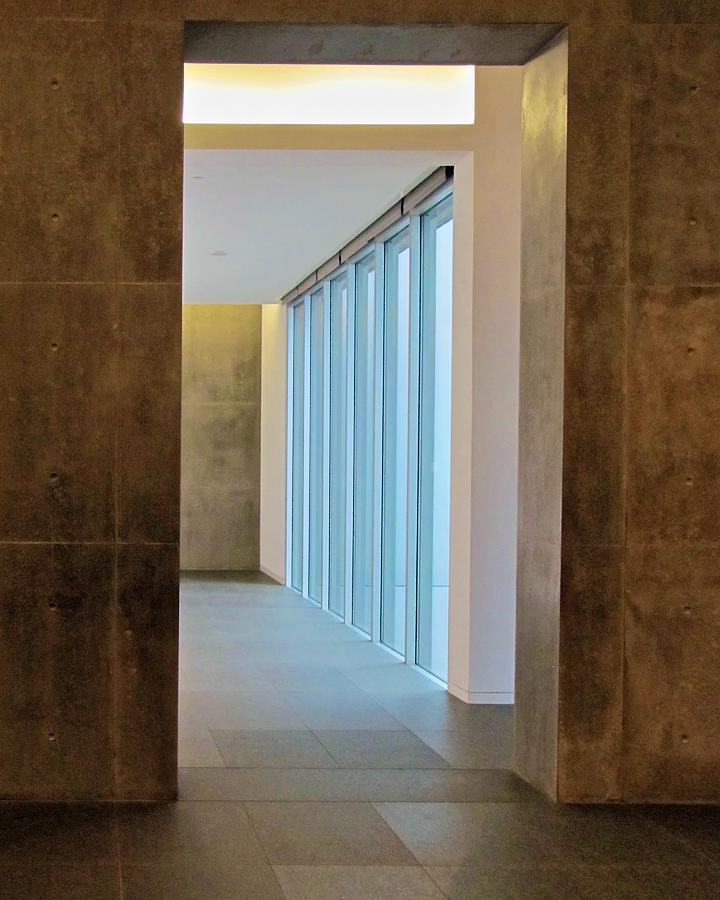 Architecture Photograph - Passage by Slade Roberts