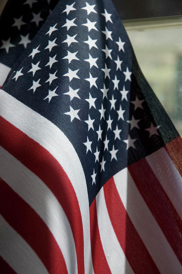 United States Photograph - Patriotism by Jerry McElroy