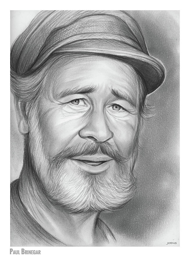 Paul Brinegar Drawing