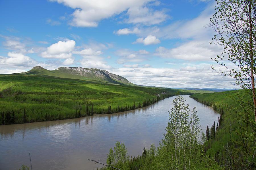 Peace River Photograph