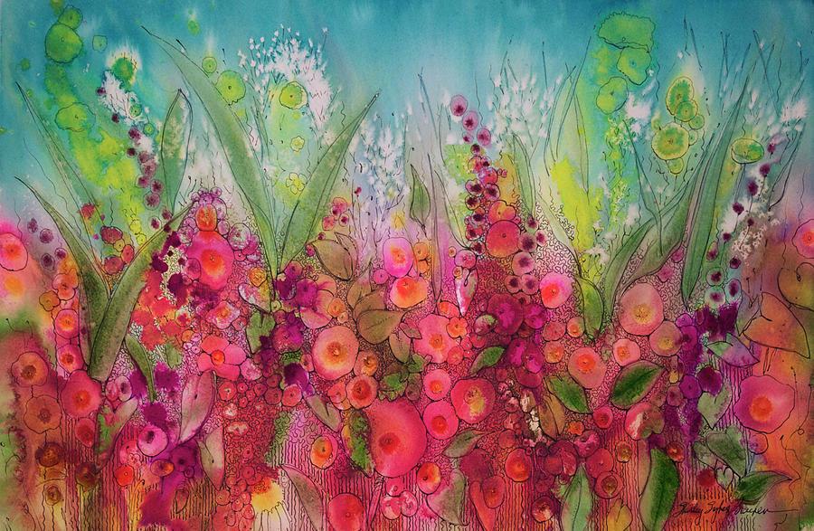 Peachy Keen Painting
