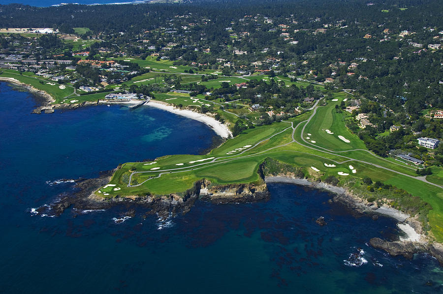 Cost Of House On Golf Course At Pebble Beach Ca