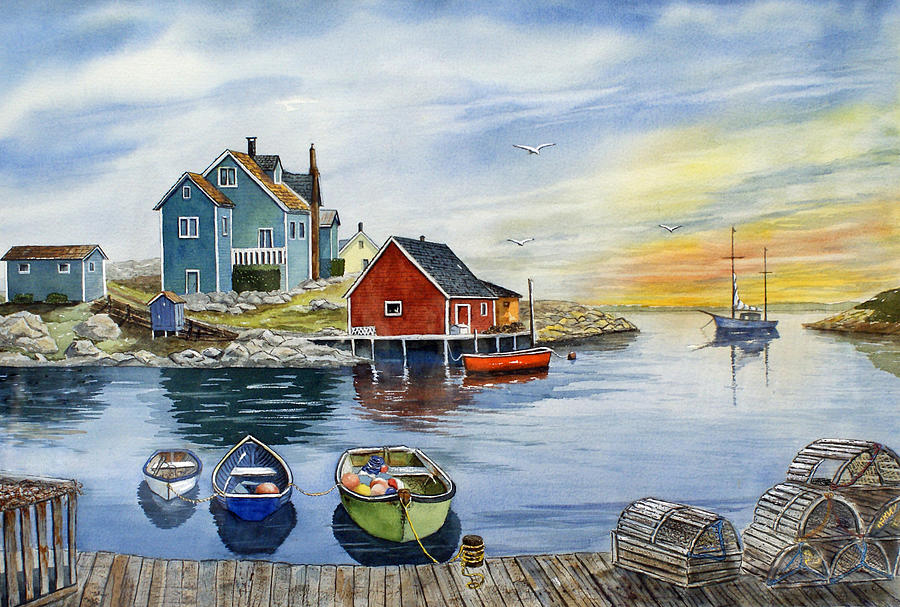 May I Introduce Joseph Paquet? - Artists Network |Painting Artist Directory Cove