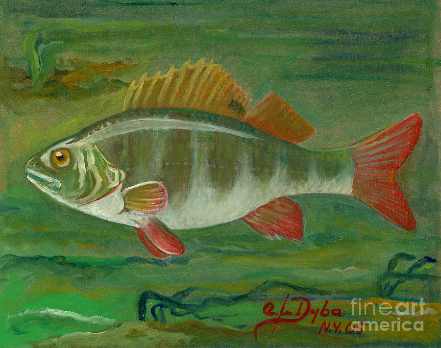Perch Painting
