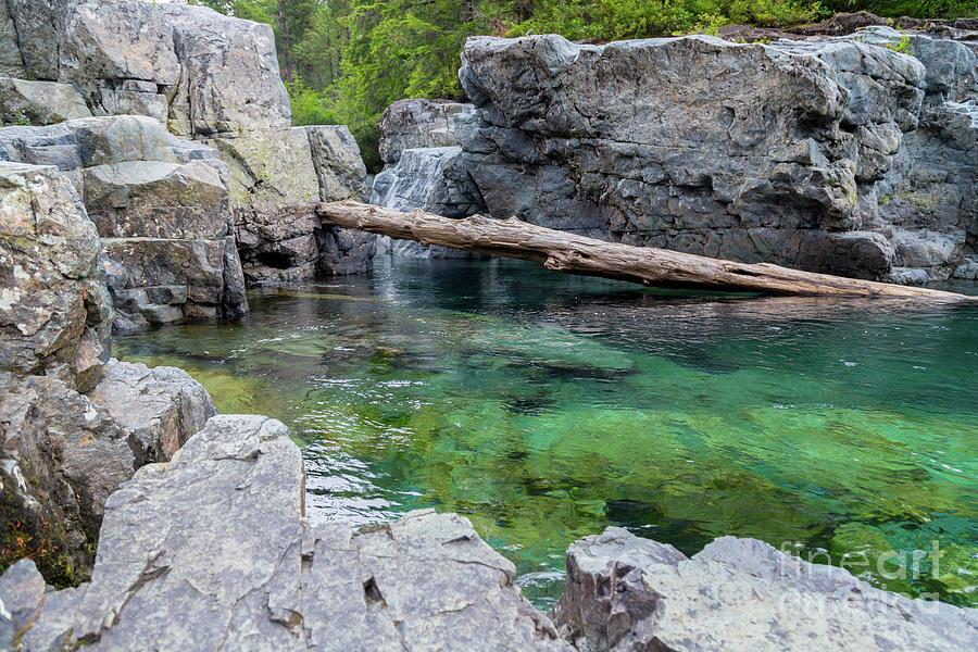 Perfect Swimming Spot Photograph